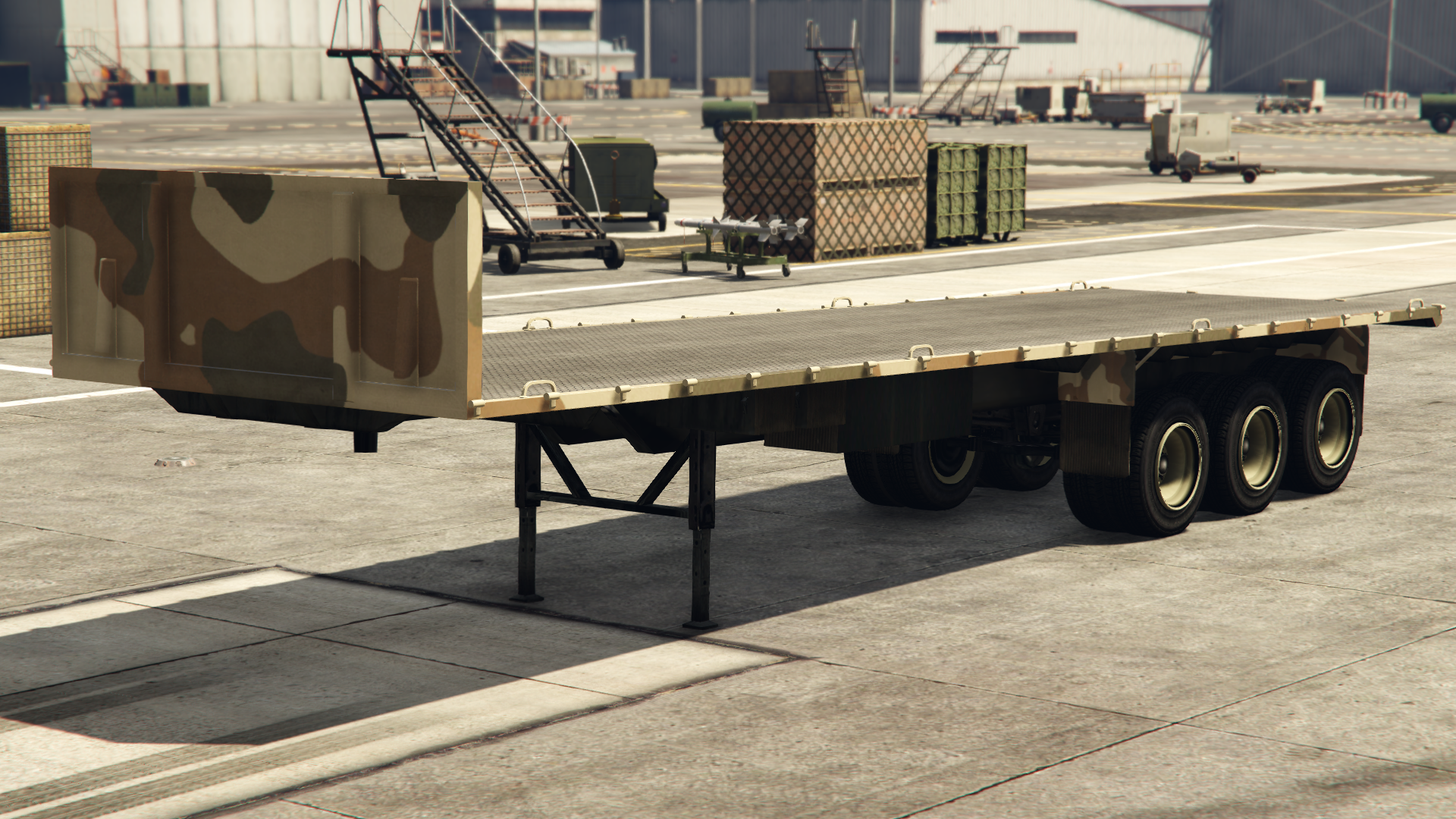 army trailer gta wiki fandom powered by wikia. Black Bedroom Furniture Sets. Home Design Ideas
