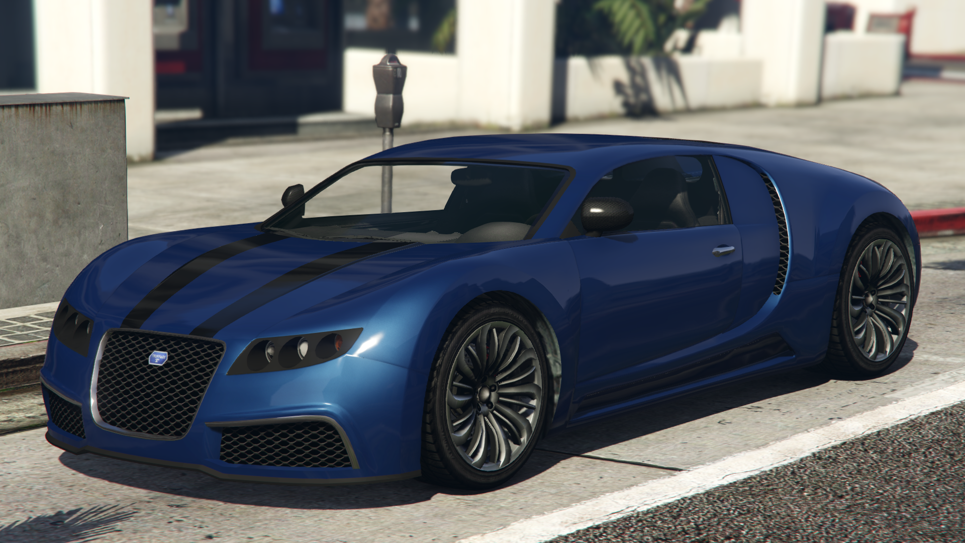 Adder on the best and fastest car in gta 5 coil