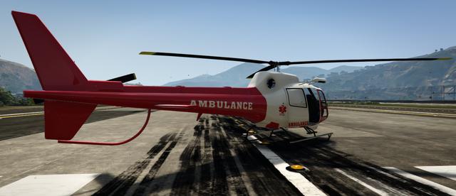 File:Air Ambulance GTA V PC Rear.png