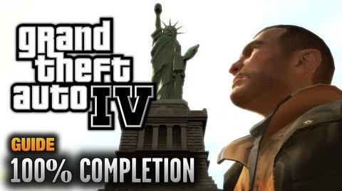 GTA 4 - 100% Completion Guide Key to the City Achievement Trophy (1080p)