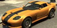 Vehicles in GTA IV