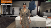 BrownPrintSilkRobe-GTAO-Female
