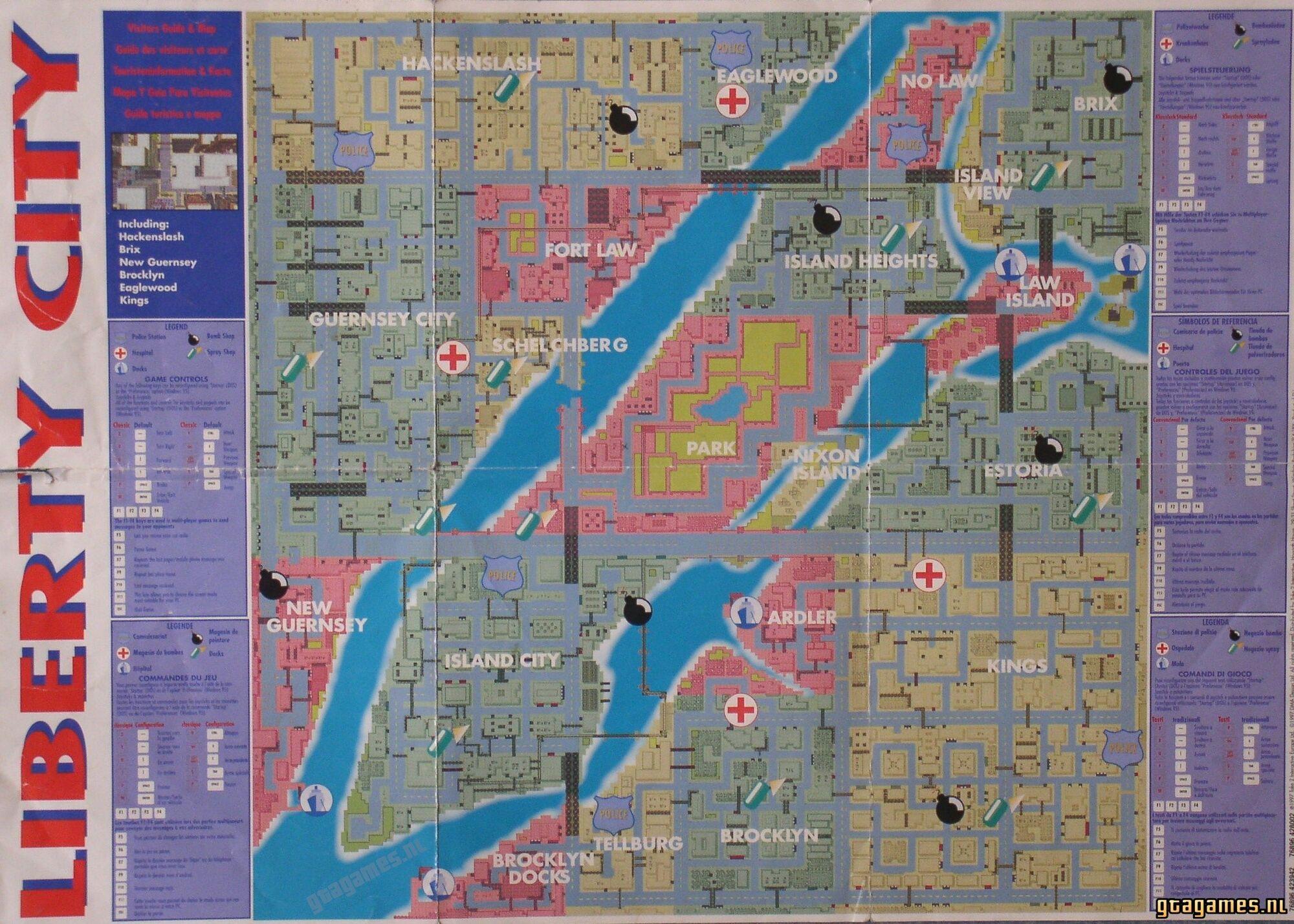 Map grand theft auto v - Map Grand Theft Auto V 53