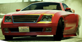 Schyster Coupe (Front)-GTAV
