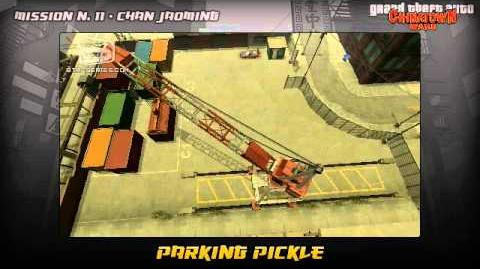 GTA Chinatown Wars - Walkthrough - Mission 11 - Parking Pickle