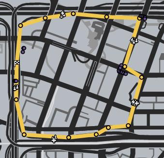 MARIOS RACE GTAO Verified Map