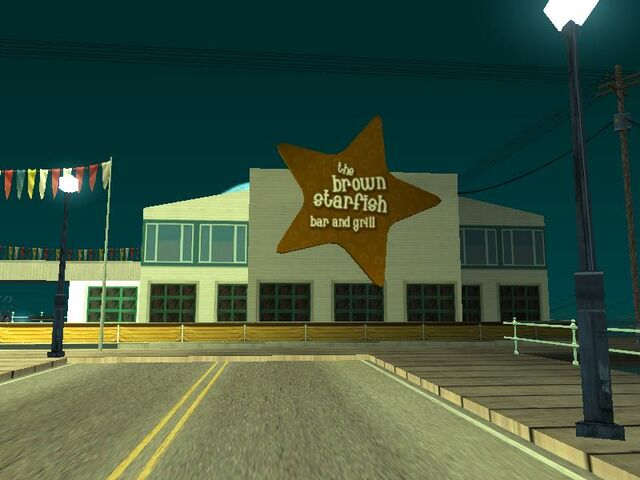 File:TheBrownStarfishBarandGrill-GTASA-Exterior.jpg