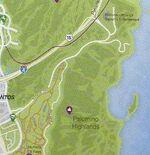 GTA V Map1