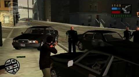GTA Liberty City Stories - Walkthrough - Mission 11 - No Son of Mine