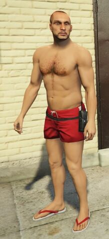 File:Lifeguard GTAVe Outfit No tee Red shorts.jpg