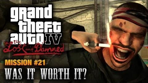 GTA The Lost and Damned - Mission 21 - Was It Worth It? (1080p)