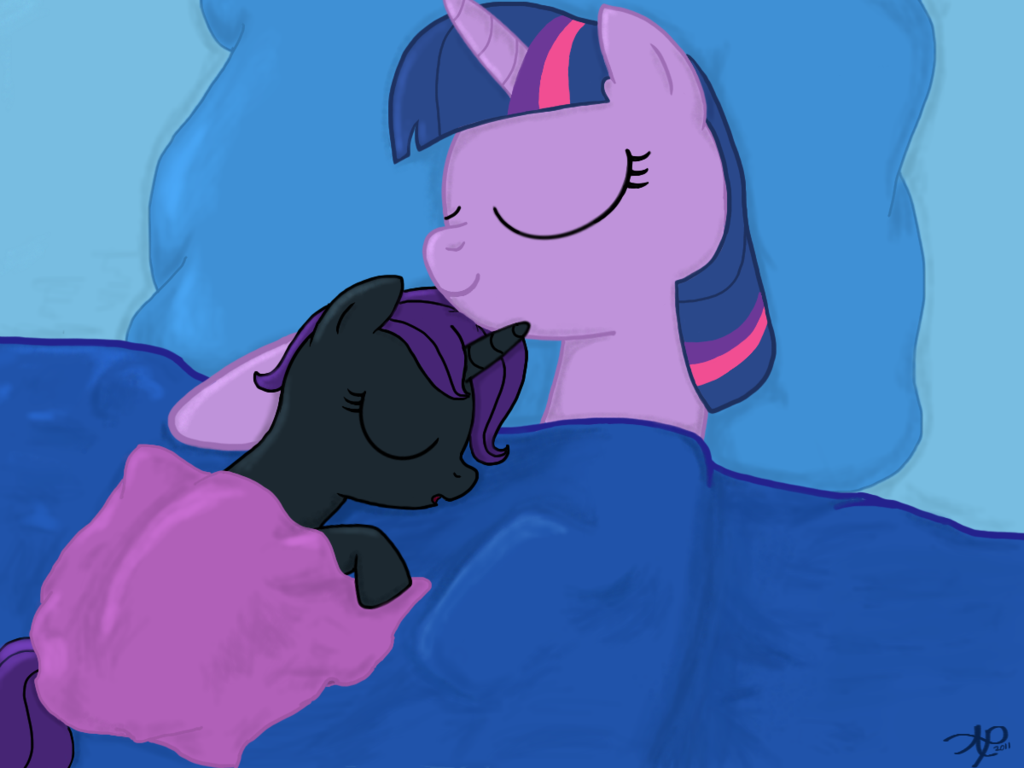 Nyx and twilight by sgtgarand-d48p3ym