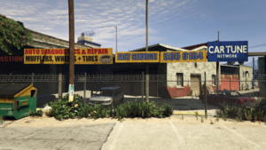CarTuneNetwork-GTAV
