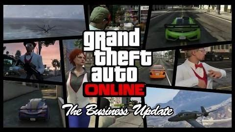 GTA Online - The Business Update All DLC Contents