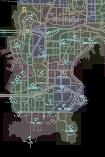 CollectiblesMap-GTAIV-Broker