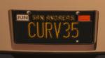 Custom Plate GTAO CURV35