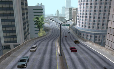 Freeway-GTASA-LosSantos-Downtown