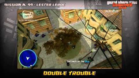 GTA Chinatown Wars - Walkthrough - Mission 44 - Double Trouble