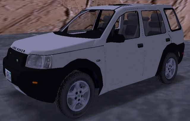 File:Land Rover Freelander (GTA3) (front).jpg