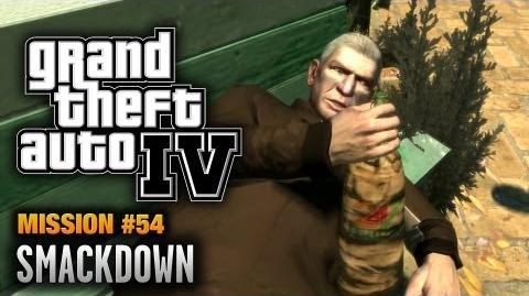 GTA 4 - Mission 54 - Smackdown (1080p)