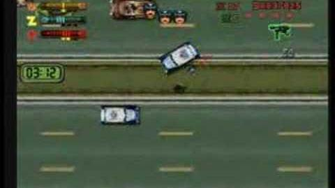 Grand Theft Auto 2 Job 61 - Officer Down!