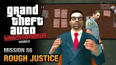 GTA Liberty City Stories Mobile - Mission 56 - Rough Justice