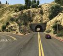 Galileo Observatory Tunnel