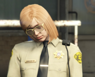 Deputy Kirkman GTAV Female Spawn