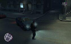 Police Stinger-LCPD officer apprehending criminals