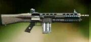Assault-shotgun