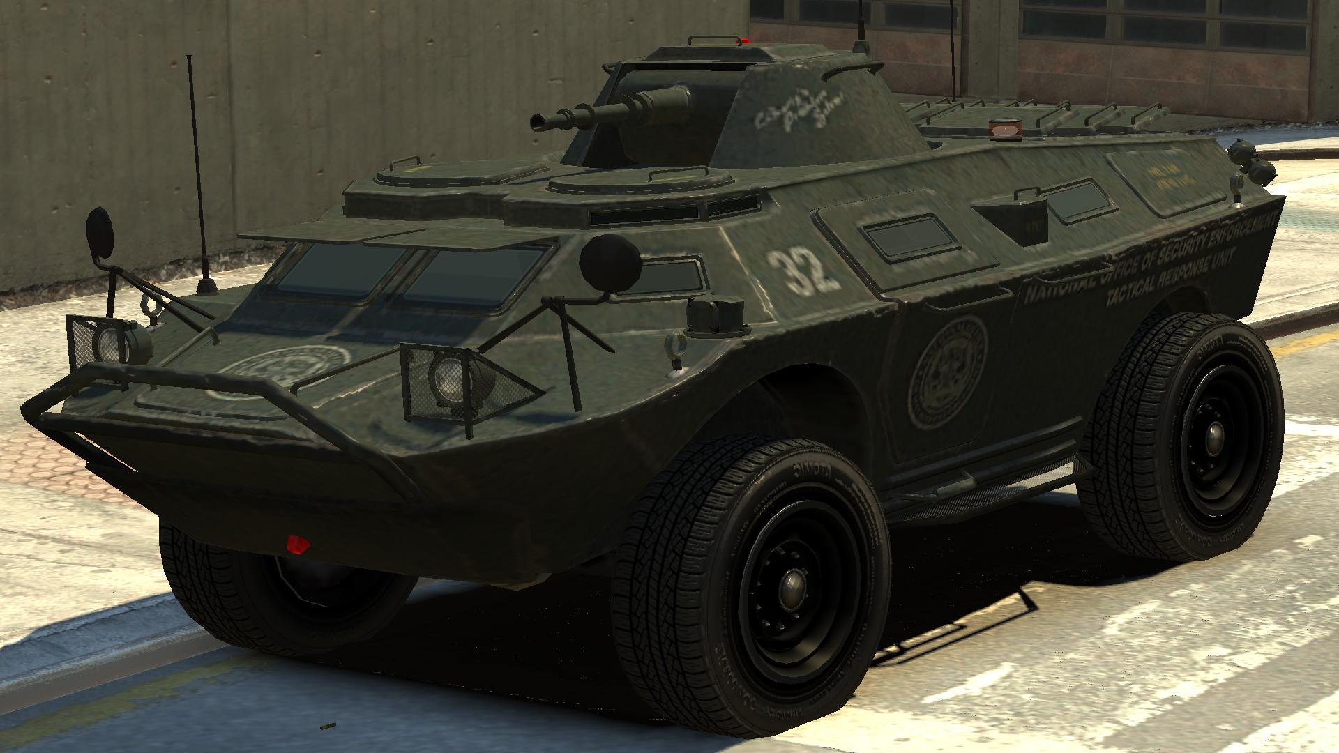Metal Gear Solid V Phantom Pain STOUT IFV APC Tank GTA San Andreas ...
