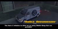Diablo Destruction