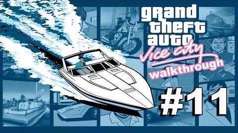 Grand Theft Auto Vice City Playthrough Gameplay 11