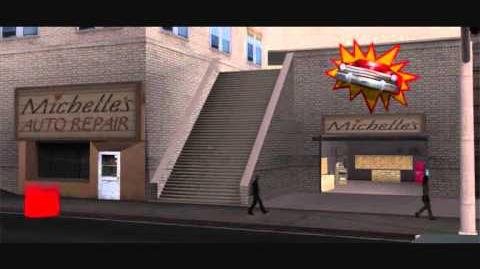GTA San Andreas Pedestrian Voices - Michelle Cannes