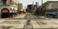 Aguja Street