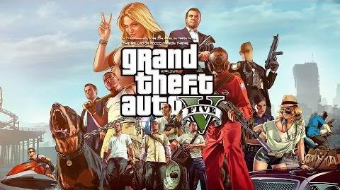 Grand Theft Auto GTA V - The Ballad of Rocco-Father Son Mission Music Theme