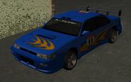 Sultan GTASA WRC Front