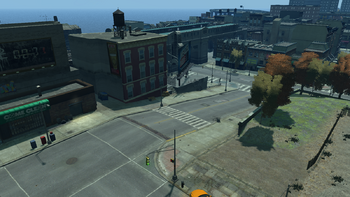 Conoy Avenue-GTAIV-NorthWest