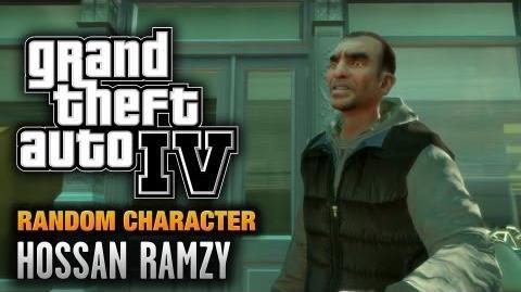 GTA 4 - Random Character 5 - Hossan Ramzy (1080p)