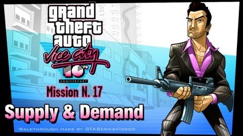 GTA Vice City - iPad Walkthrough - Mission 17 - Supply & Demand
