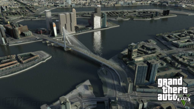 Gta-v-rotterdam-europe-bridge-river-fake