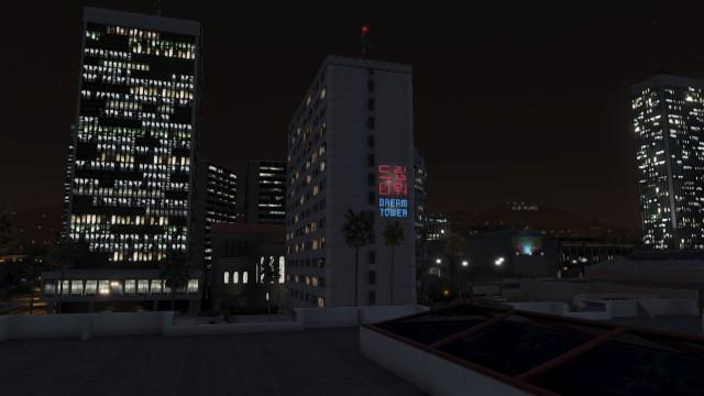 File:Dream Tower night.jpg