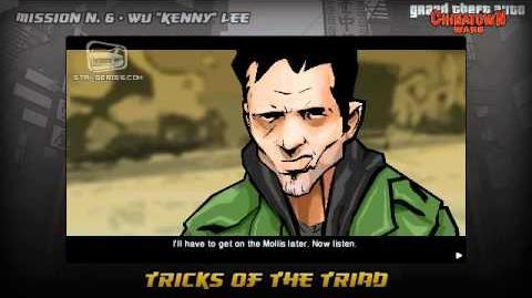 GTA Chinatown Wars - Walkthrough - Mission 6 - Tricks of the Triad