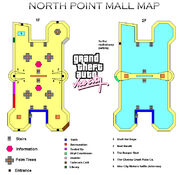 North Point Mall Map