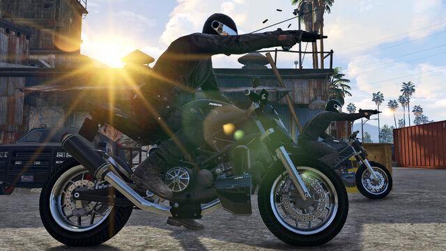 File:Principe Bike GTAV Heist Screenshot.jpg