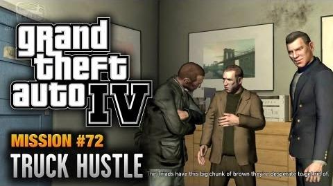 GTA 4 - Mission 72 - Truck Hustle (1080p)