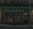 Holland Styles