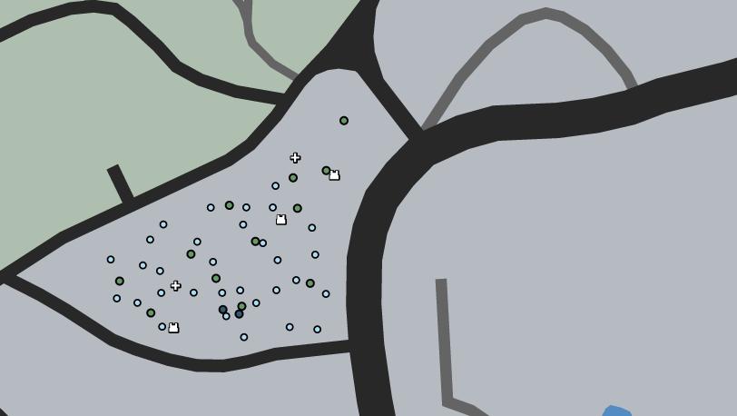 Richman Mansion Deathmatch GTAO Map