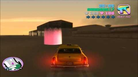 "GTA Vice City Walkthrough HD - Mission 57 "" Cabmaggedon """