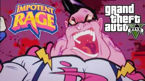 Impotent Rage The Liberal Superhero
